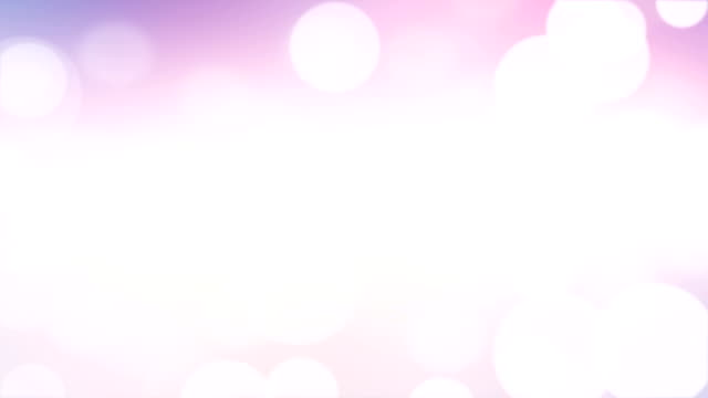 Abstract Soft Moving Particles Background video