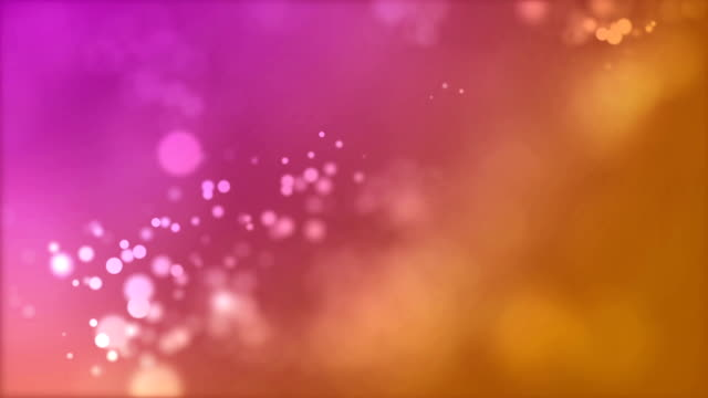 Abstract Soft Moving Particles video