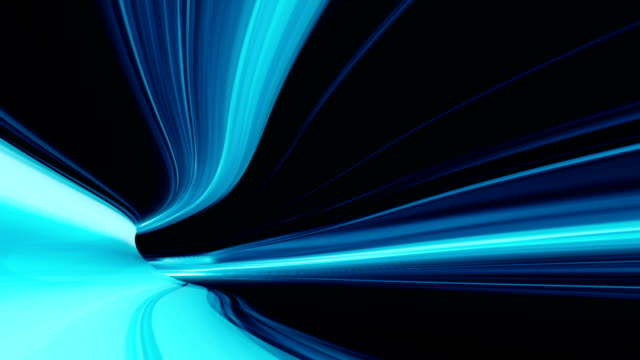 Abstract Speed motion in highway tunnel video
