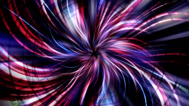 Abstract Technology Animation, Background, Rendering, Loop video