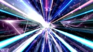 Abstract Technology Animation, Rendering, Background, Fiber Stripes, Loop video