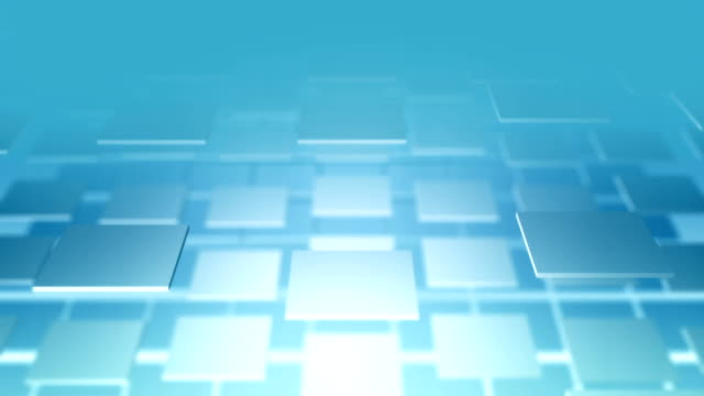 Abstract Tile Background - Loop video