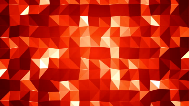 Abstract Triangles Background (Loopable) video