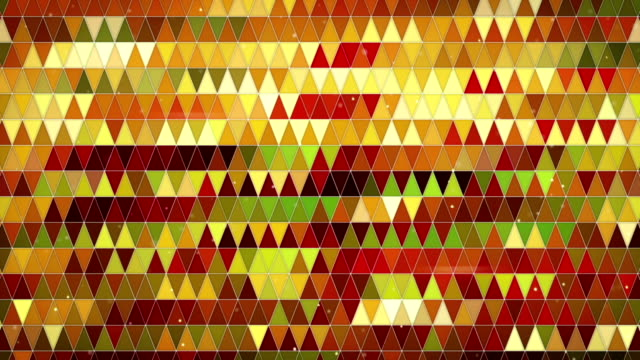 abstract triangles pattern seamless loop background video
