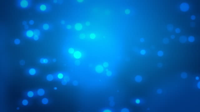 Abstract video background. Dots are alive! Loop. HD video