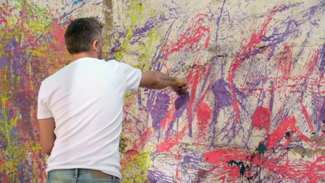 Abstract Wall Art video