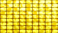 Abstract wall of lighting animation video