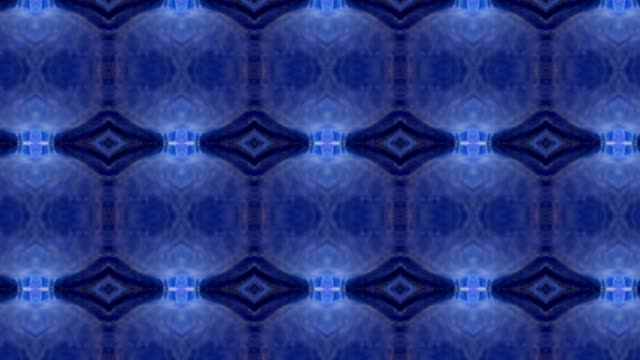 Abstract wallpaper background in colorful blue hues. video