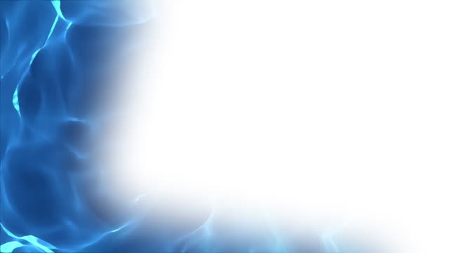 abstract water background corner loopable video