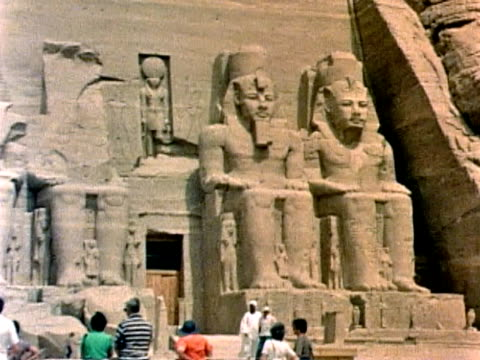 Abu Simbel #1, Temple of Ramses II video