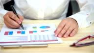 Accountant Girl Considers Profit video
