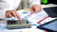 Accountant Woman video