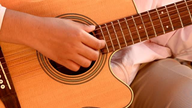 Accoustic Bass Guitar video
