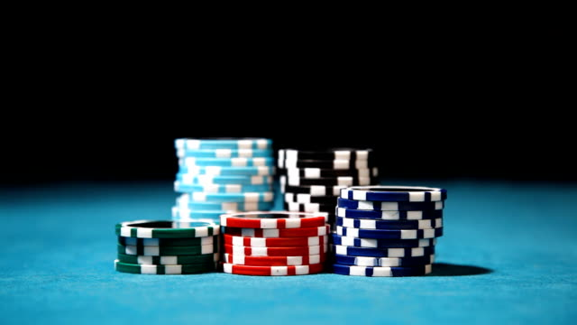 Accumulating chips video