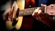 Acoustic Guitar Strings chord Training Practice video