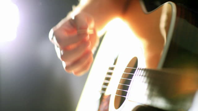 Acoustic Guitar video