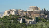 Acropolis, Athens, Greece video