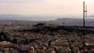 Acropolis in Athens video