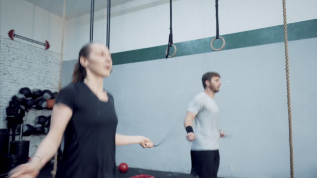 Active people. video