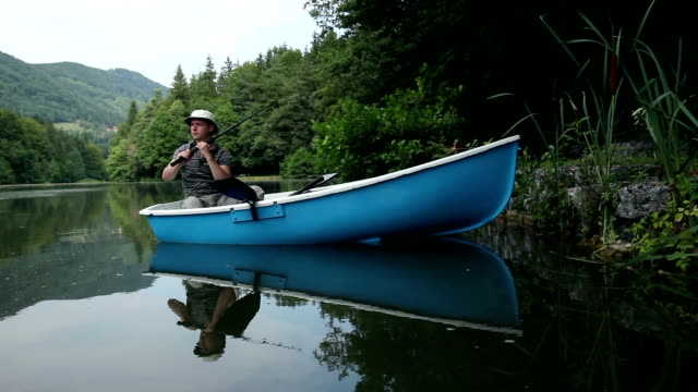 HD CRANE: Activities in nature video