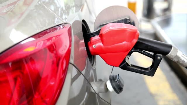 Add fuel in car video