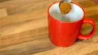 Adding Coffee video