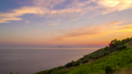 WS DS Adriatic Hill At Sunrise video