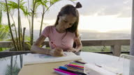 Adult Coloring Books 4K - Brief 603439111 video