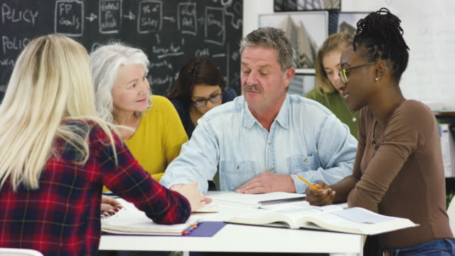 Adult Education Course video