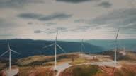Aerail Wind Turbines video