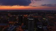 Aerial Alabama Birmingham video