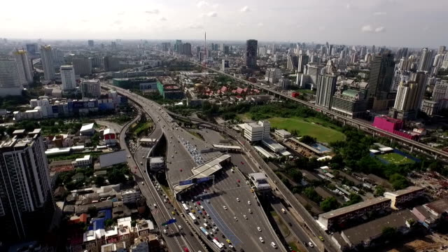 Aerial Bangkok 01 video