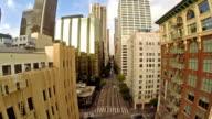Aerial California Los Angeles video