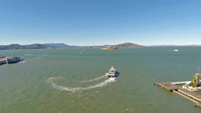 Aerial California San Francisco video