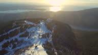 Aerial Canada Vancouver BC video