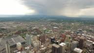 Aerial Colorado Denver video