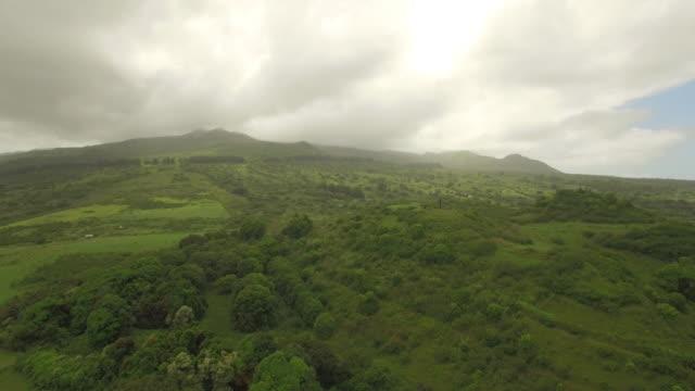 4K Aerial Drone Maui, Hawaii, Hana Cross video