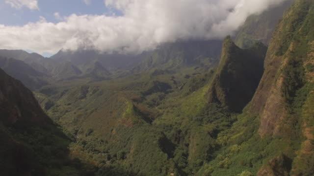 4K Aerial Drone Maui, Hawaii Iao Valley video