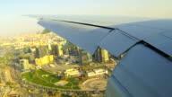 Aerial flyover video
