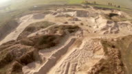 Aerial Gravel-mining video