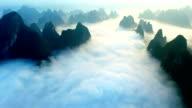 Aerial Guilin video