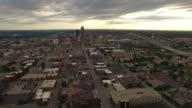 Aerial Iowa Des Moines video