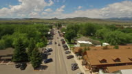 Aerial Montana Ennis video