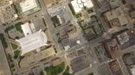 Aerial Nebraska Omaha video