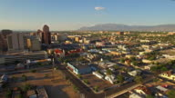 Aerial New Mexico Albuquerque video