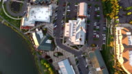Aerial Oregon Bend video