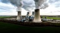 Aerial : Power Plant video