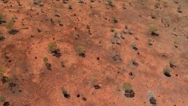 HD: Aerial Shot Of Bungle Bungles Landscape video
