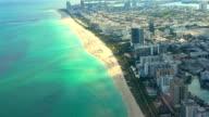 HD: Aerial Shot Of Miami video