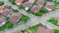 Aerial shot:Village video